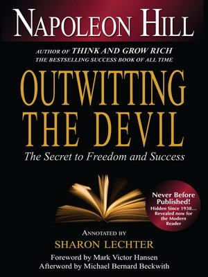 cover image of Outwitting the Devil