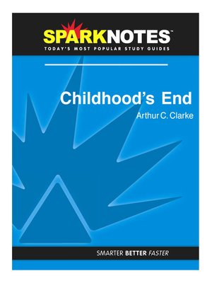 cover image of Childhood's End (SparkNotes Literature Guide)