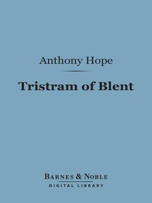 cover image of Tristram of Blent