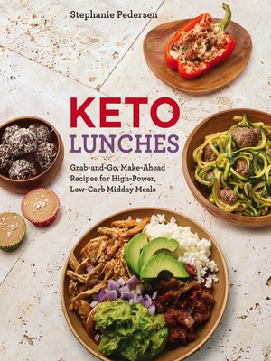 cover image of Keto Lunches