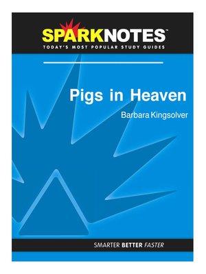 pigs in heaven barbara kingsolver epub pdf