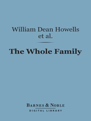 cover image of The Whole Family