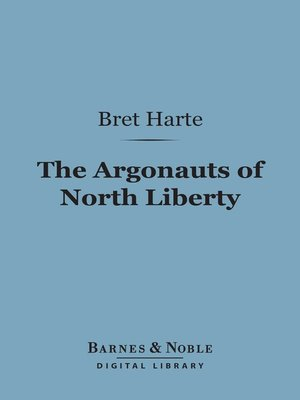 cover image of Argonauts of North Liberty
