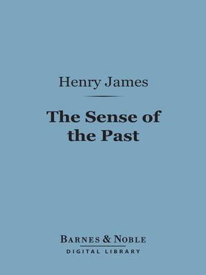 cover image of The Sense of the Past