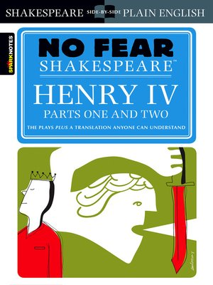 cover image of Henry IV, Parts 1 and 2