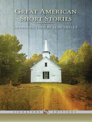 cover image of Great American Short Stories