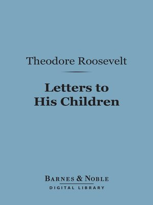 cover image of Letters to His Children