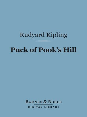 cover image of Puck of Pook's Hill