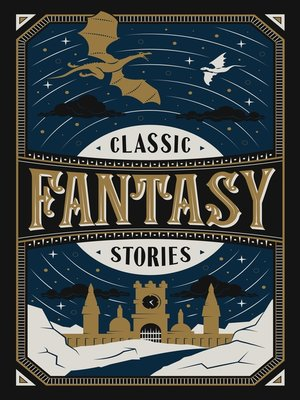 cover image of Classic Fantasy Stories