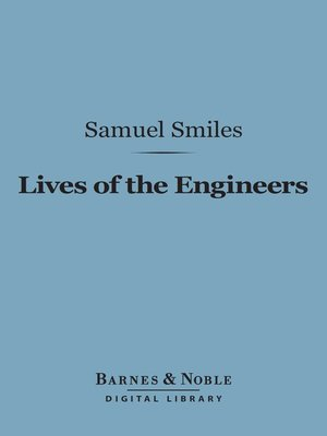 cover image of Lives of the Engineers