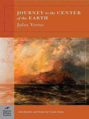 cover image of Journey to the Center of the Earth