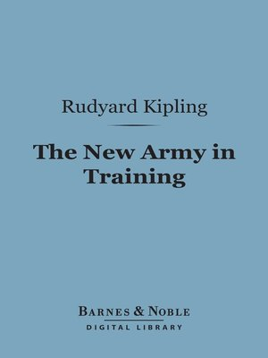 cover image of The New Army in Training