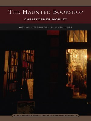 cover image of The Haunted Bookshop