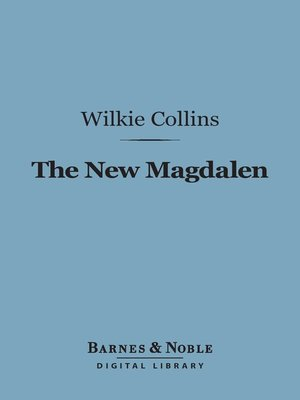 cover image of The New Magdalen