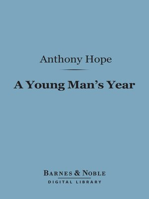 cover image of A Young Man's Year
