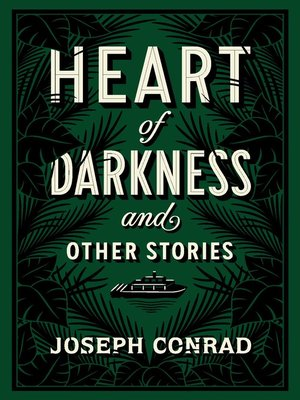 cover image of Heart of Darkness and Other Stories