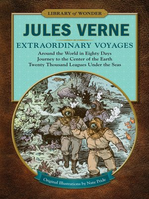 cover image of Extraordinary Voyages