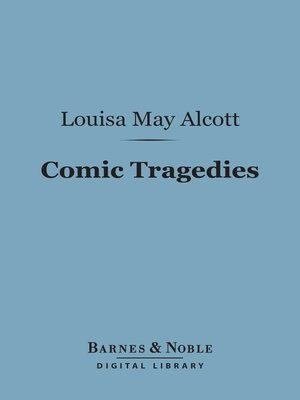 cover image of Comic Tragedies