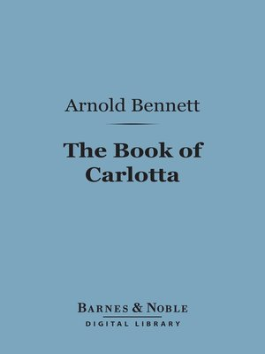 cover image of The Book of Carlotta