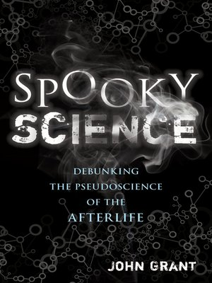 cover image of Spooky Science