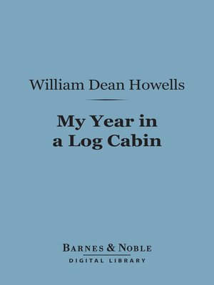 cover image of My Year in a Log Cabin