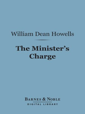 cover image of The Minister's Charge