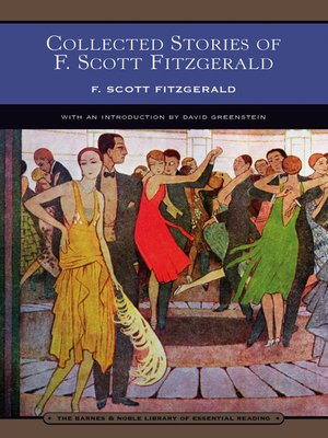cover image of Collected Stories of F. Scott Fitzgerald