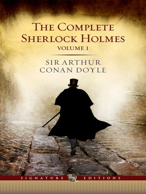 cover image of The Complete Sherlock Holmes, Volume I