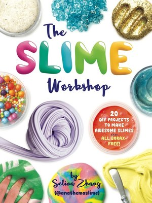 cover image of The Slime Workshop