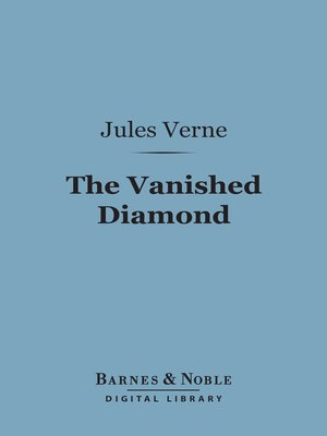 cover image of The Vanished Diamond