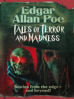 cover image of Tales of Terror and Madness