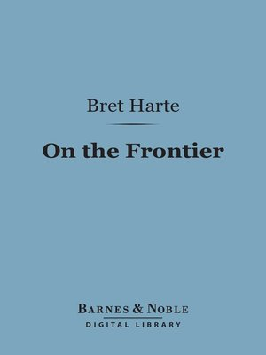cover image of On the Frontier