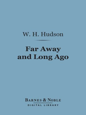 cover image of Far Away and Long Ago