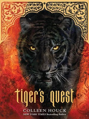 cover image of Tiger's Quest