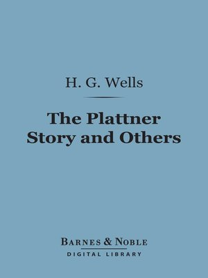 cover image of The Plattner Story and Others