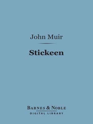 cover image of Stickeen