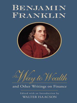 cover image of The Way to Wealth and Other Writings on Finance