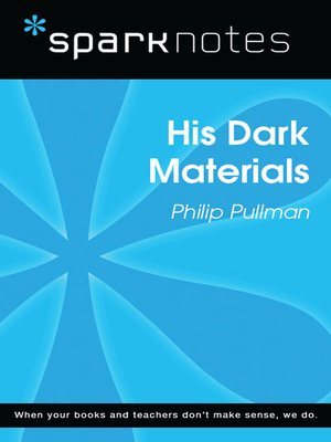 cover image of His Dark Materials (SparkNotes Literature Guide)