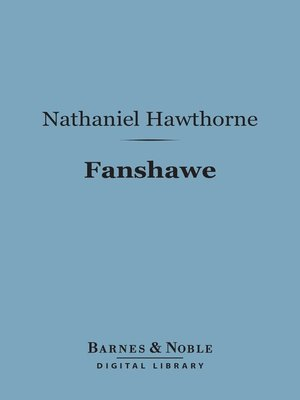 cover image of Fanshawe