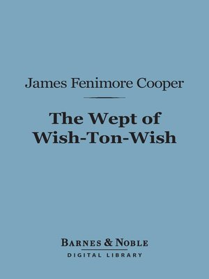 cover image of The Wept of Wish-Ton-Wish