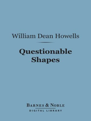 cover image of Questionable Shapes