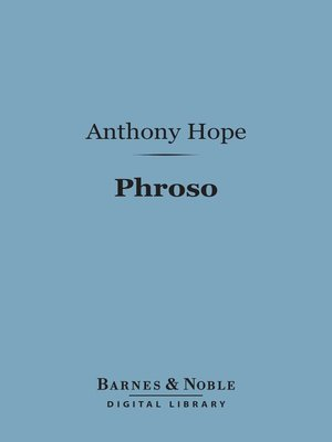 cover image of Phroso
