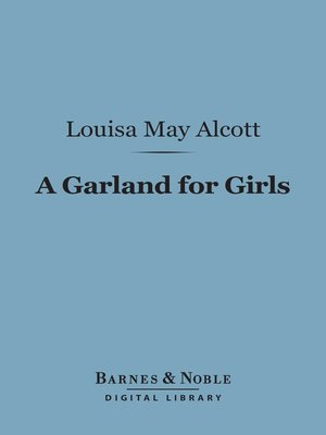 cover image of A Garland for Girls