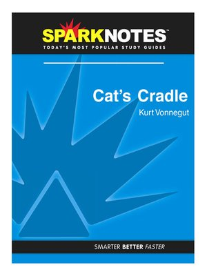 cover image of Cat's Cradle (SparkNotes Literature Guide)