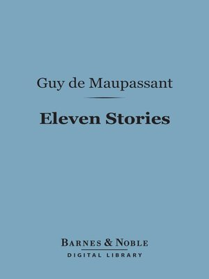 cover image of Eleven Stories