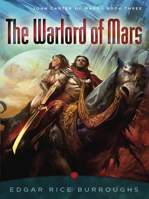 The Warlord Of Mars Ebook