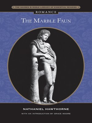 cover image of Marble Faun