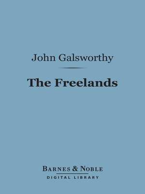 cover image of The Freelands