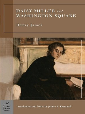 cover image of Daisy Miller and Washington Square