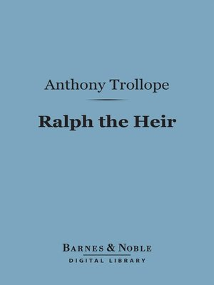 cover image of Ralph the Heir